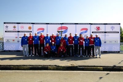 Two Nations Cup Rowing 2011 Press Event