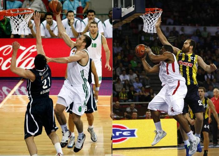 The 2NC congratulates Olympiacos & Panathinaikos for their return to Istanbul!